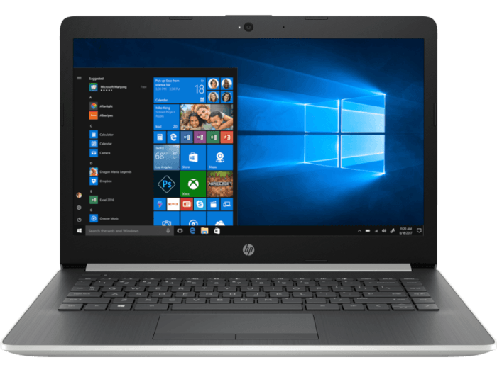 HP Notebook – 14-ck0118tu