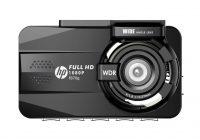 กล้องติดรถยนต์ HP F870G กล้องระดับพรีเมี่ยมติดตั้งในรถของคุณ