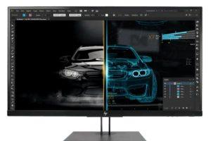 รีวิว HP Z27n G2 27-inch Monitor