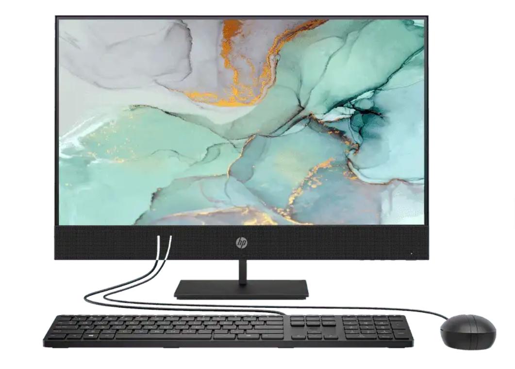 คอมพิวเตอร์ HP ProOne 400 G6 AiO 24 NonTouch PC