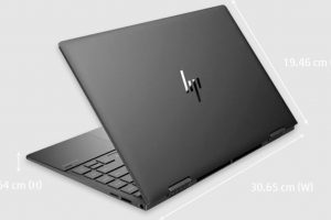 โน็ตบุค HP ENVY X360 13