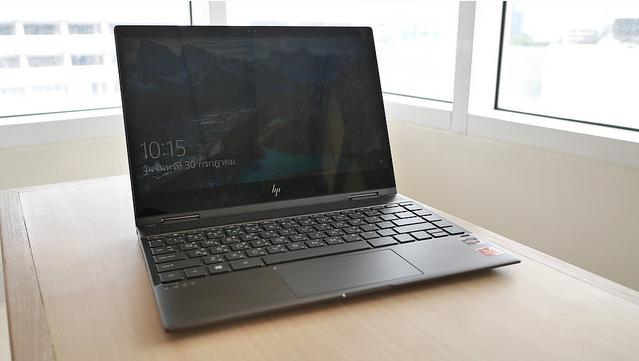 ทดลองใช้ HP Envy X360 คอมพิวเตอร์ทดลองใช้ HP Envy X360 คอมพิวเตอร์