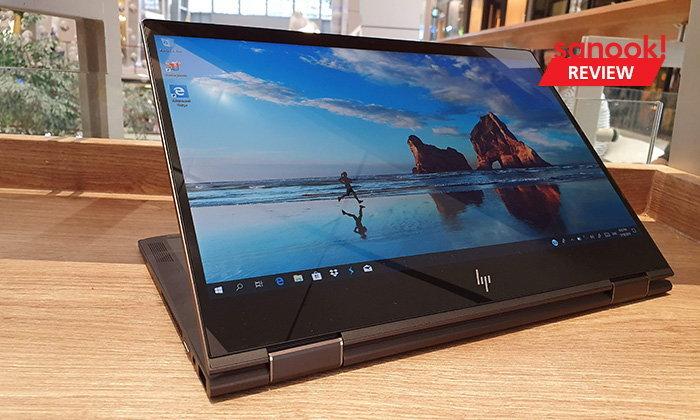 รีวิว HP Envy X360 (2019) Notebook